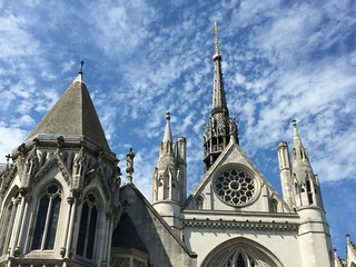 Image of Royal Courts of Justice. royalcourtsofjustice