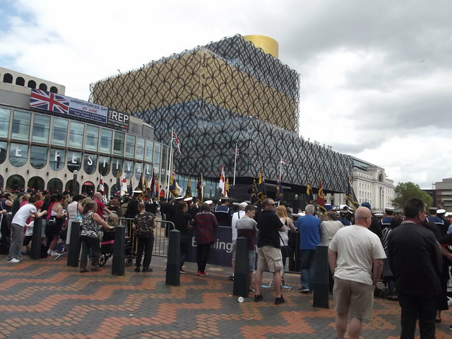 Armed Forces Day - Centenary Square