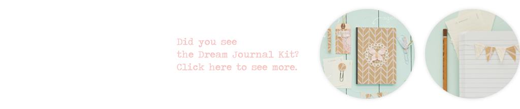 Dream Journal Kit