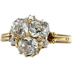 Victorian Engagement ring Craig Evan Small