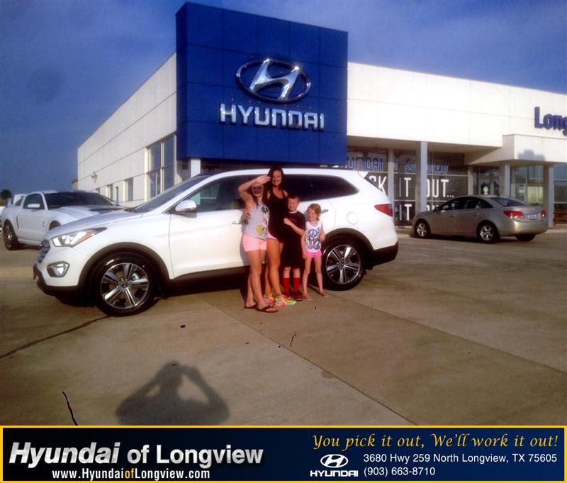 Hyundai Greenville Sc: #HappyAnniversary To Emily Lansdale On Your 2014 #Hyundai