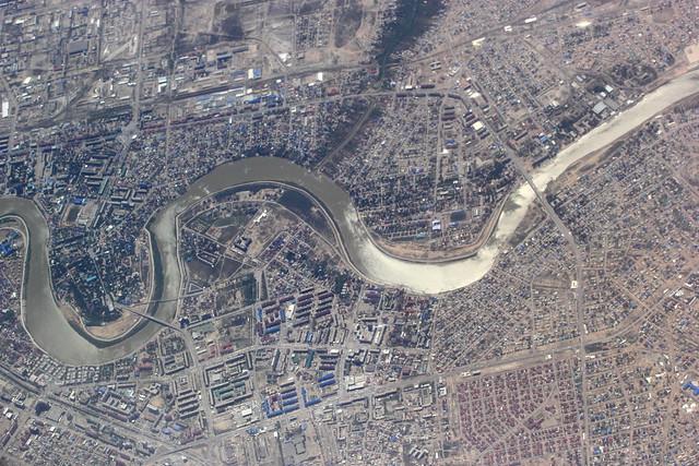 Between Bishkek and Istanbul