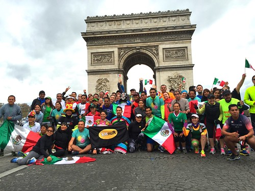 Mexican RunMX en Paris