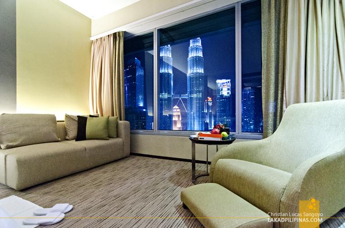 Traders Hotel Kuala Lumpur View
