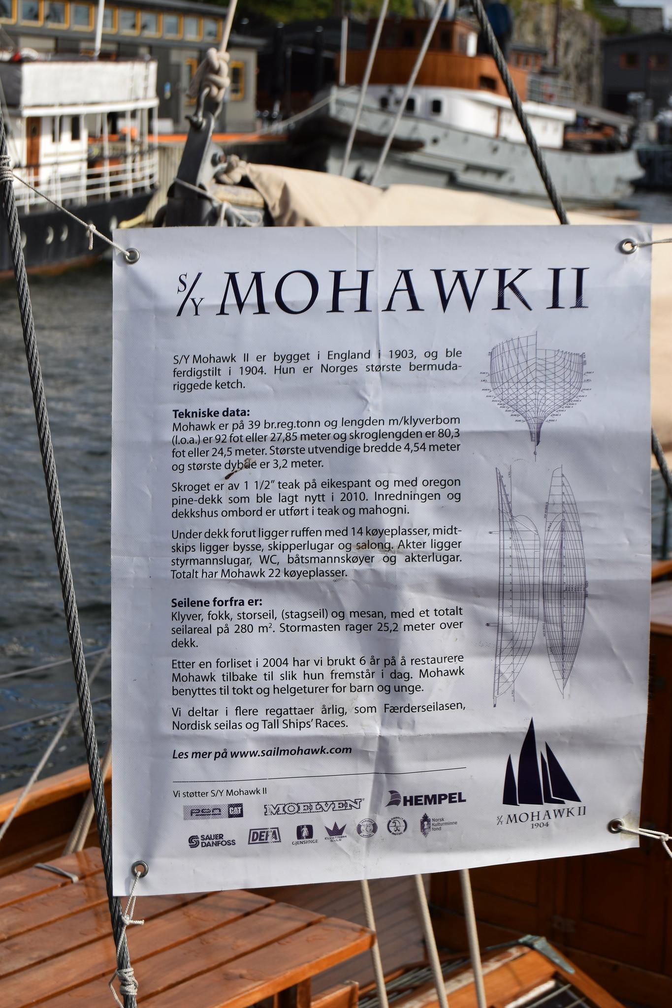 Mohawk II - Par fotografija 19752455159_f92463c7fb_k