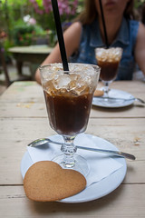Iced Americano at Weranda