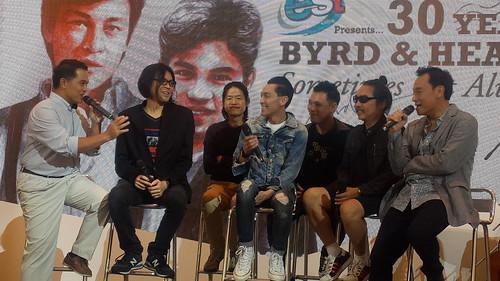 ByrdHeart - Concert Announcement
