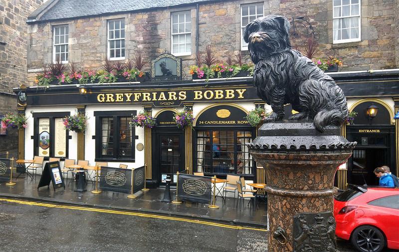 Scotland 2015 - Greyfriars Bobby
