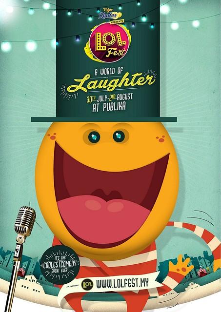 LOL Fest Poster 2