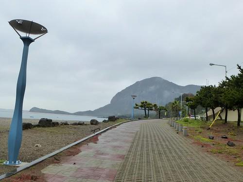 Co-Jejudo-Seogwipo-Sentier Olle 10-Sanbangsan (7)