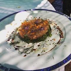 #cibo #pausaviaggio #visioni #pesce