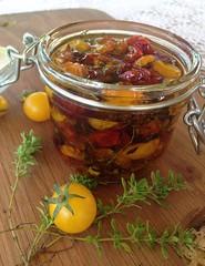kuivat tomat