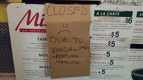 Good News for Burglarized Food Carts: Midnight Muncher Is Caught