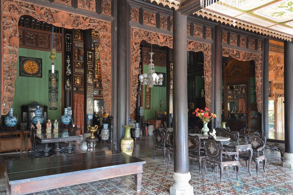 Kiến trúc Nhà cổ Bình Thủy cấn thơ