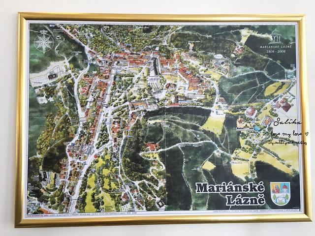 捷克瑪麗安斯凱Marianske Lazne溫泉小鎮 (1)
