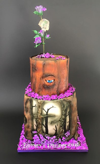 Cake by The Sculptress of Sugar - Rebecca Doherty