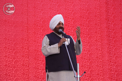 Naranjan Singh from Chandigarh, expresses his views
