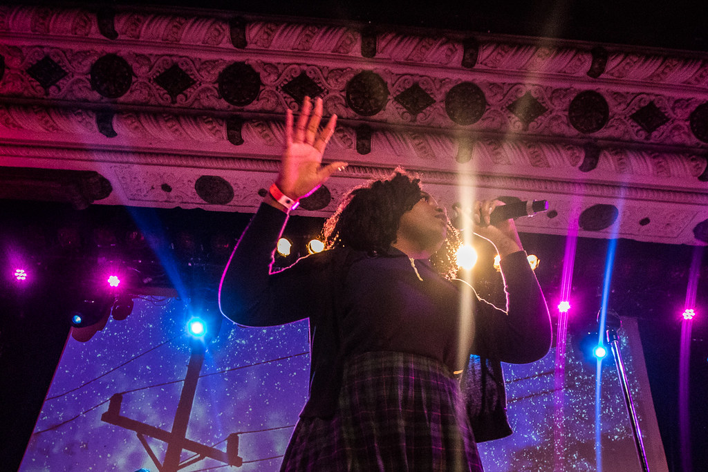 Noname (feat. Mick Jenkins), Ravyn Lenae and Akenya @ the Metro