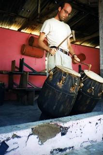 me-drumming