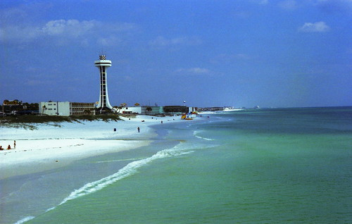 tower beach pier florida fl roadside panamacitybeach panamacity attraction kocojim