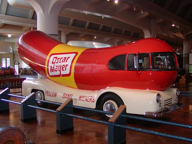 #898 Oscar Mayer Weiner truck | Flickr - Photo Sharing!