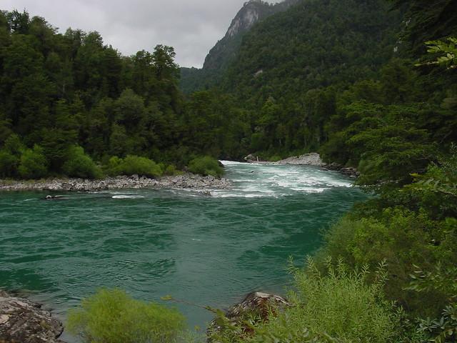 Picos del Futaleufú