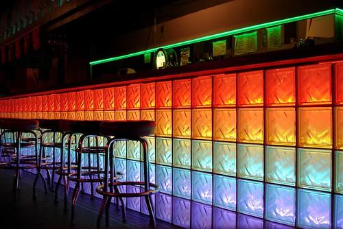 Gay bar?