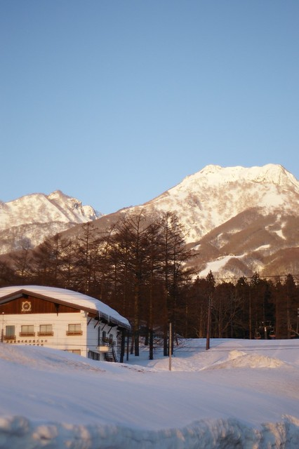 Photo:Morning of snow mountain By R26B