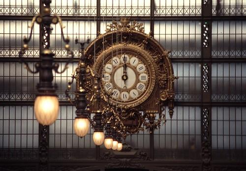 Paris: Musée d'Orsay Clock