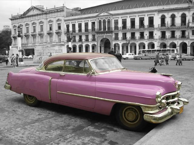 Cuba Classic Car Tours
