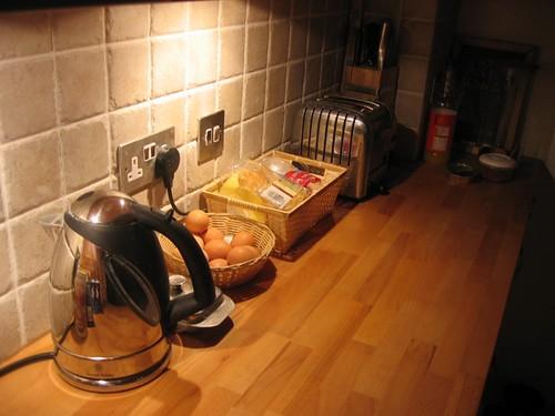 Silver Fox Kitchen Color