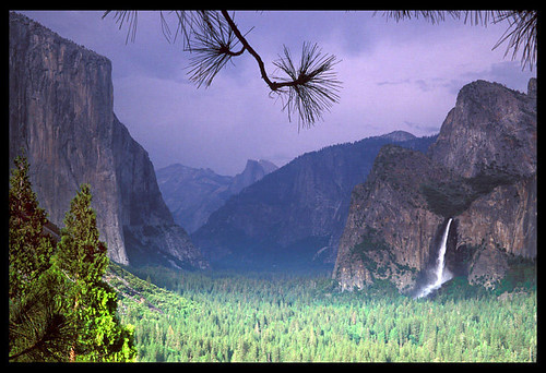 Tunnel View, Again - Yosemite Valley