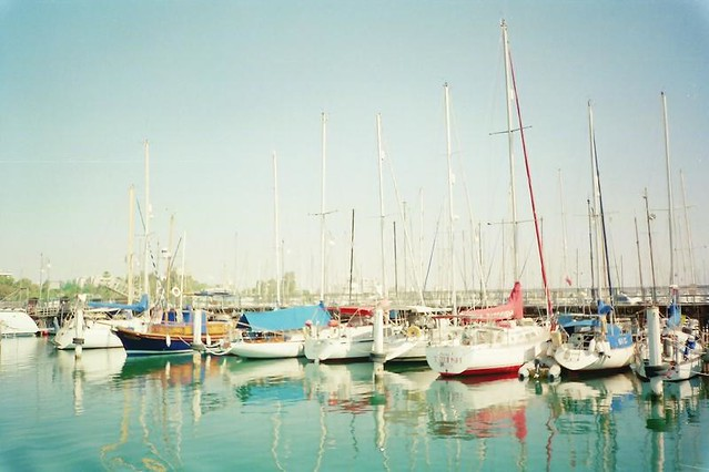 Larnaca marina by Leonid Mamchenkov, on Flickr