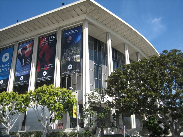 Header of Ahmanson Theatre