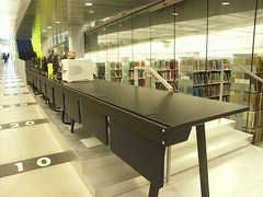 Koolhaas/Seattle Public Library - 68