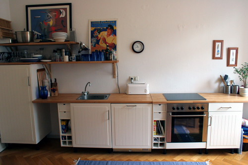 for sale ikea faktum stat weiss kitchen flickr photo. Black Bedroom Furniture Sets. Home Design Ideas