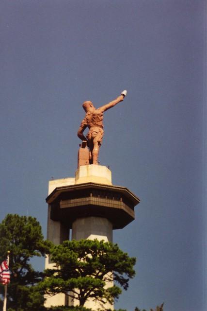 Vulcan, 1999.  Birmingham AL
