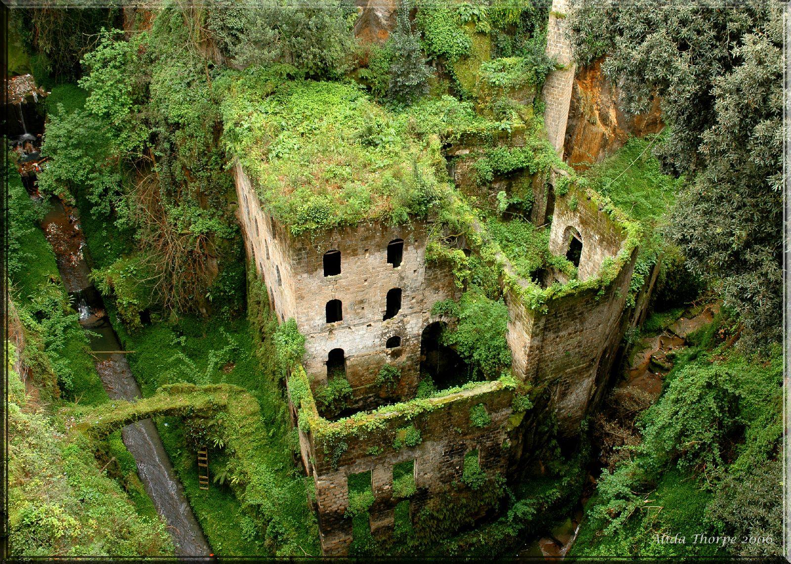 Sorrento Ruins: Il Vallone dei Mulini
