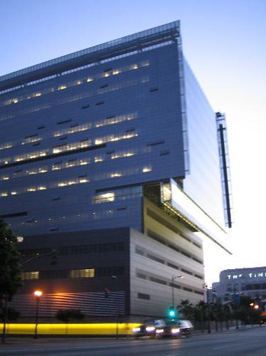 Caltrans building