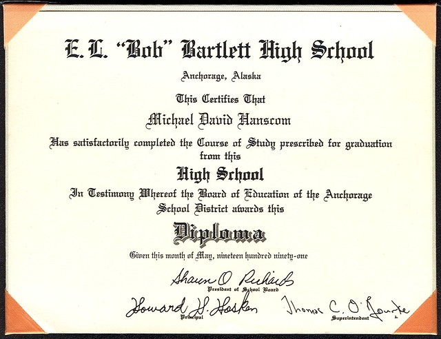 stunning what is a high school diploma called on a resume gallery