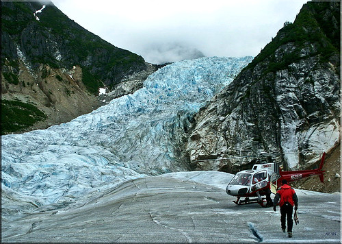 Alaska glacier 2002 by Alida's Photos