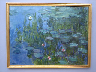 Water-Lilies, Claude Monet