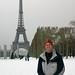 Eiffel Tower by Paul Hagon