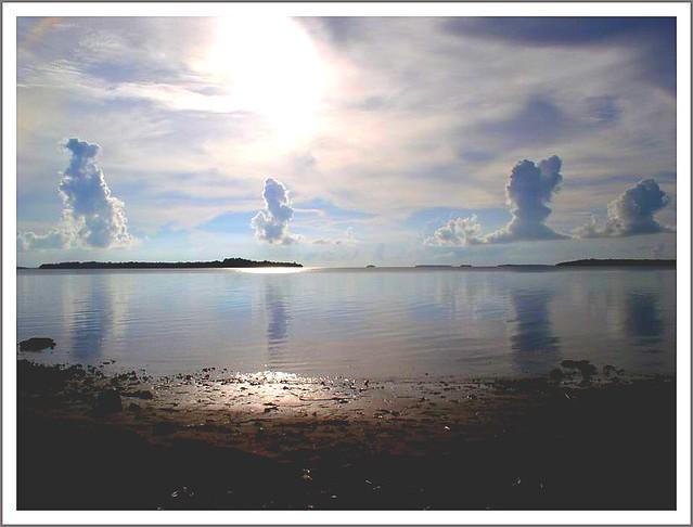 Pulau Kei kecil Indonesia