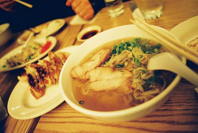 Ramen at Men Kui Tei Flickr - Photo Sharing!