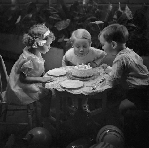 Blowing Out Candles On A Cake Increases Germs By Cbs