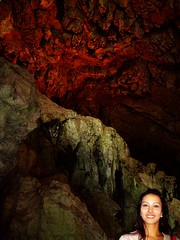 Sunshine at the caves