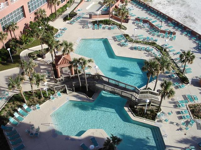 Pool At Perdido Beach Resort Orange Beach Al Explore Deep Flickr Photo Sharing