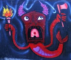 Sasquatch23 Torch Monster