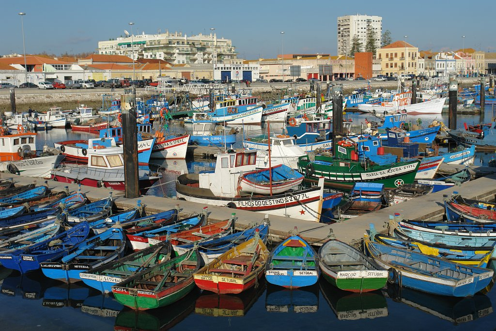 Setubal Day Trip from Lisbon